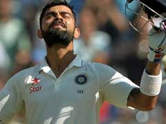 Virat Kohli Reverse Sweeps His Way Onto The Cover of 2017 Wisden Cricketers' Almanack