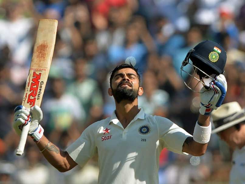 Virat Kohli Reverse Sweeps His Way Onto The Cover of 2017 Wisden Cricketers