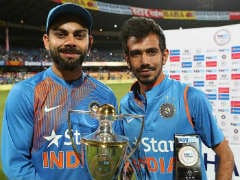 Chahal Jumps 92 Places, Kohli Maintains Top Spot In ICC T20I Rankings