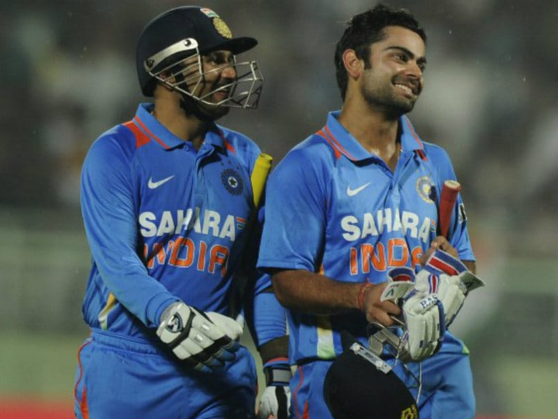 Virat Kohli Will Break All The Records By The Time He Retires: Virender Sehwag