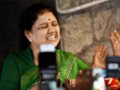 Taking Care Of Business Before Jail, VK Sasikala Picks New Chief, Expels O Panneerselvam