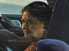 VK Sasikala Paid 2 Crores For Exclusive Kitchen In Jail, Says Prison Report
