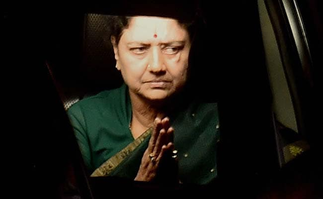 Sasikala, In Jail For 18 Weeks, Appears In Court Through Video Conference