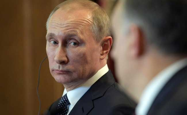 I Am Not A Woman So I Don T Have Bad Days Vladimir Putin