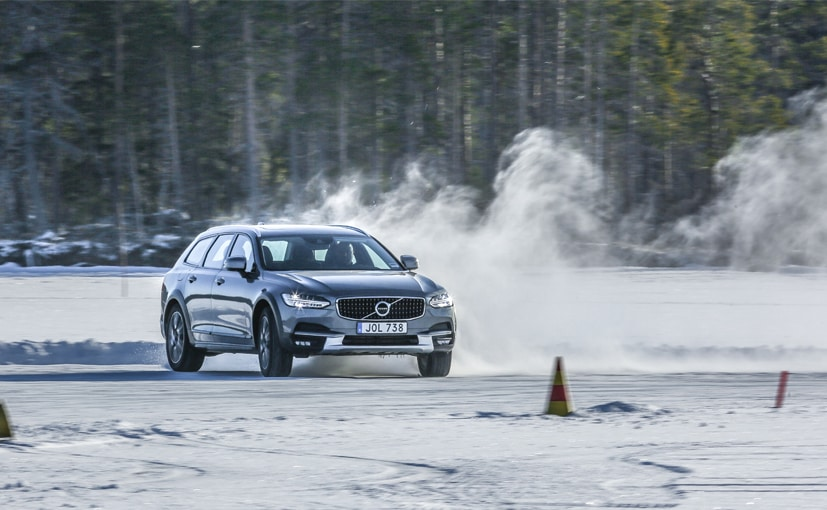 Volvo V90 Cross Country: First Drive Review