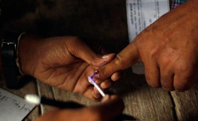 Voting Under Way For Chitrakoot Assembly By-Election In Madhya Pradesh