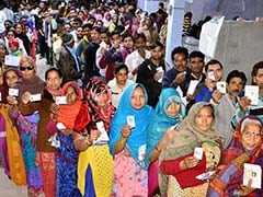 UP Election 2017: At 64 Per Cent, UP Betters Last Time's Turnout In First Phase