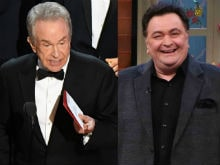 Oscars 2017: 'Shit Happens At Oscars Too,' Tweets Bollywood After Warren Beatty's Best Film Oopsie