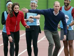 Prince William, Prince Harry And Kate Middleton Run Charity Race. Who Wins?
