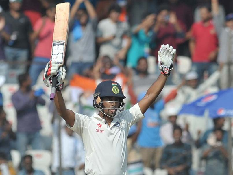 India vs Bangladesh: Wriddhiman Saha Brings Up His Second Test Century