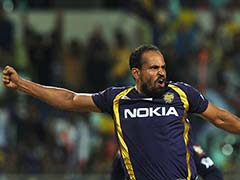 BCCI Dashes Yusuf Pathan's Hopes of Playing in Hong Kong's T20 Blitz