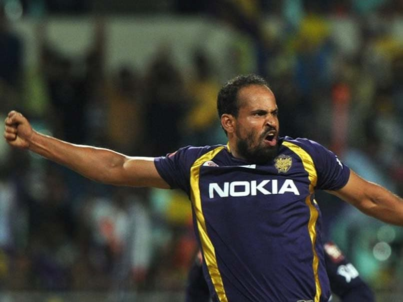 BCCI Dashes Yusuf Pathan