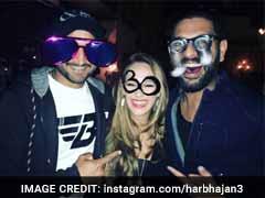 युवराज सिंह ने मनाया पत्नी हेजल कीच का जन्मदिन, हरभजन सिंह भी थे साथ, देखिए फोटो