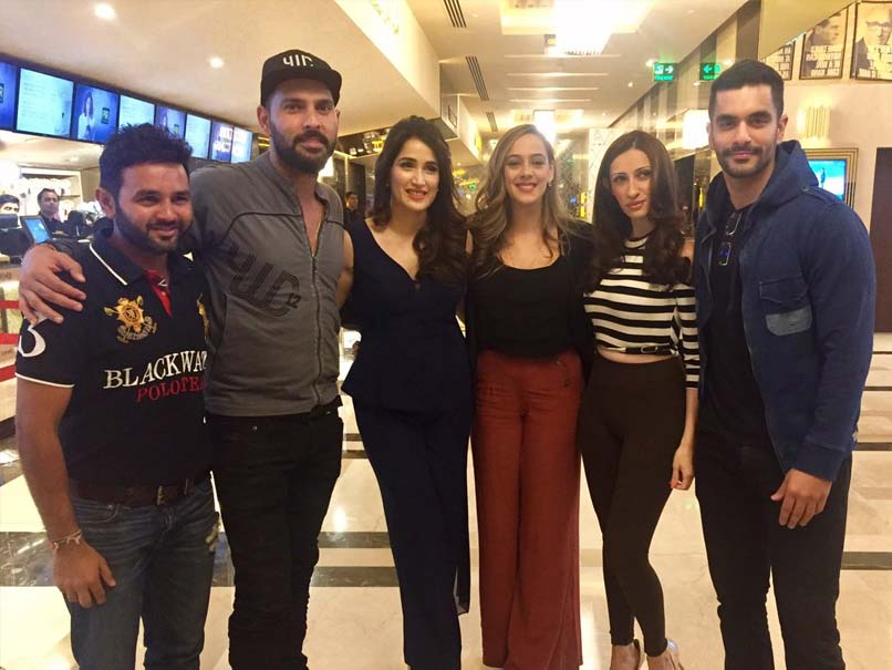 Yuvraj Singh Teases Zaheer Khan's Rumoured Girlfriend And 'Irada' Actress Sagarika Ghatge