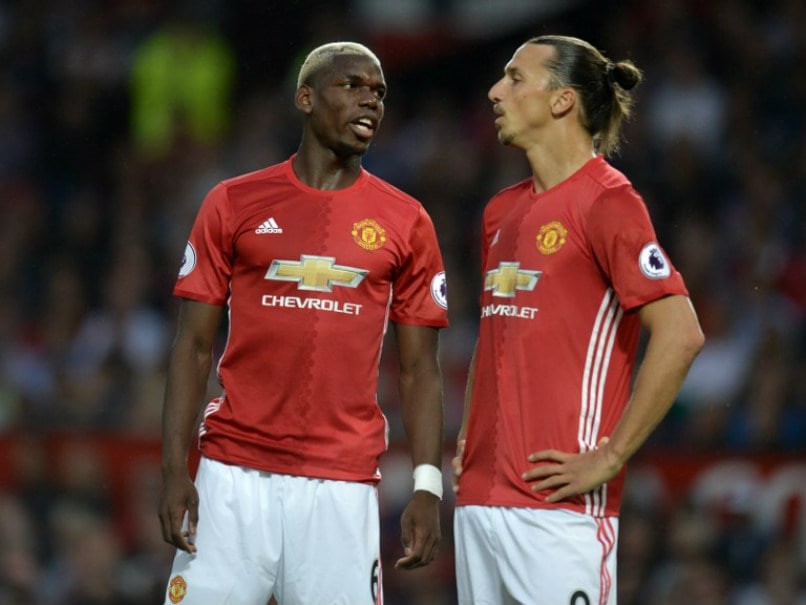 Paul Pogba Urges Misfiring Manchester United to 'Wake up'