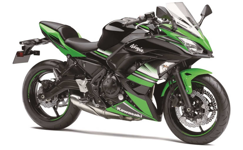 2017 Kawasaki Ninja 650 Launched In India; Priced At ₹ 5.69 Lakh
