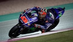 MotoGP 2017: Maverick Vinales Takes The Pole In the Wild Wet Qatar GP; Rossi Finishes Third