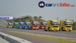 2017 T1 Prima Truck Racing Championship: Race Report
