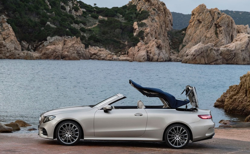 2018 mercedes e class cabriolet revealed debut at geneva motor show ndtv carandbike. Black Bedroom Furniture Sets. Home Design Ideas
