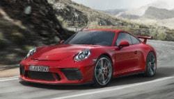 Porsche 911 GT3 Sets 7:12.7 Lap Time At The Nurburgring