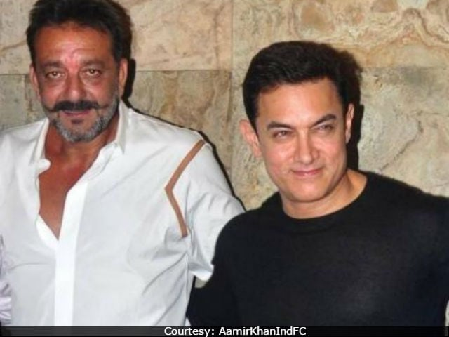 Sanjay Dutt's Bhoomi Will Not Release With Aamir Khan's Secret Superstar