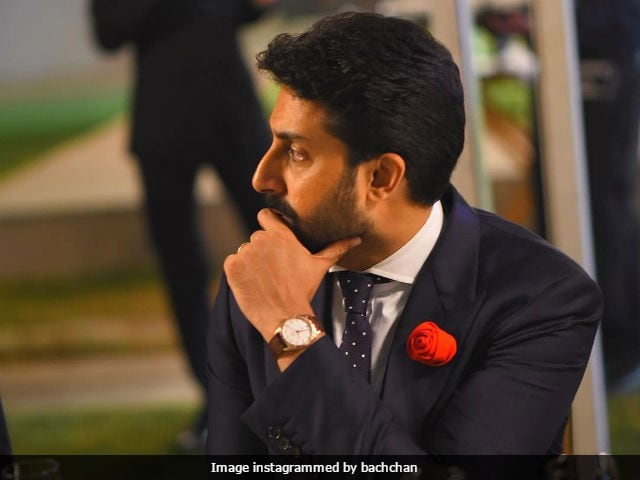 On Holi- May The Holika Burn Away All Your Sorrows And Evils Wishes Abhishek Bachchan