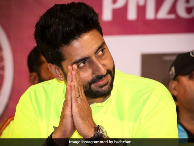 Abhishek Bachchan Roped In For Director Nishikant Kamat's Next Venture