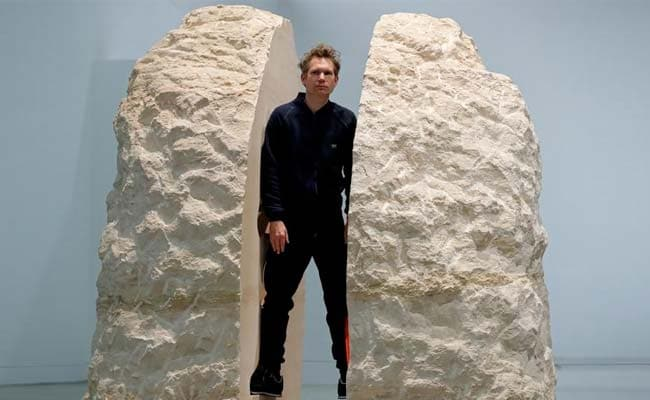 'I'm A Little Dazed,' French Artist Says After Living In A Rock
