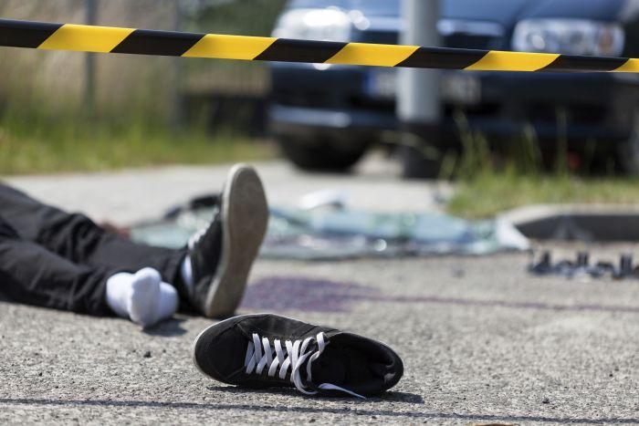 दिल्ली : स्कूटी में सवार दो छात्रों को अज्ञात वाहन ने मारी टक्कर, मौत