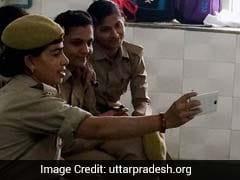 UP Women Cops Click Selfies Near Acid Attack Survivor, Suspended