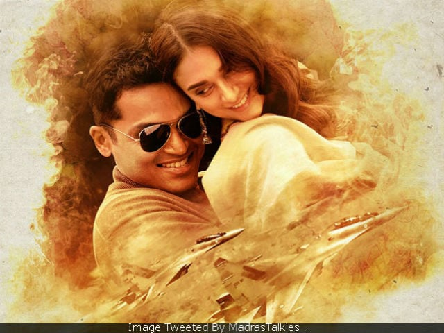 Cameraman Ravi Varman Woos Danger On The Sets Of Kaatru Veliyidai