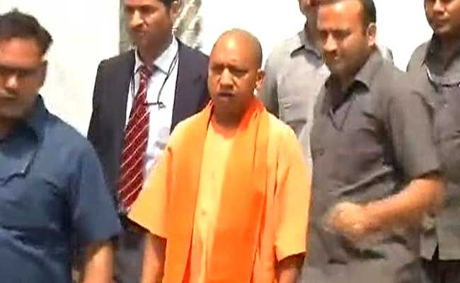 Exercise Restrain During Protest Against Liquor Shops: Yogi Adityanath