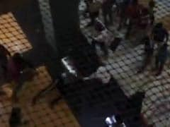 'Kept Crying For Help,' Says African In Video Of Mob Attack In Mall