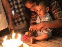 Salman Khan's Nephew Ahil Celebrates First Birthday In Maldives. See Pics And Videos