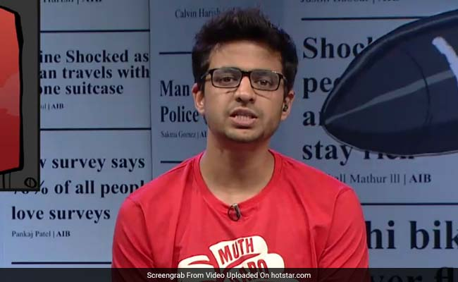 सुनील ग्रोवर को जॉब ऑफर देने पर AIB के रोहन जोशी ने दी सफाई, 'वह सिर्फ एक मजाक था'