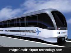 Air Train Proposed To Link Delhi Airport Terminals