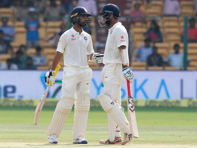 Highlights, India vs Australia, 2nd Test, Bengaluru: Pujara, Rahane Lead Hosts