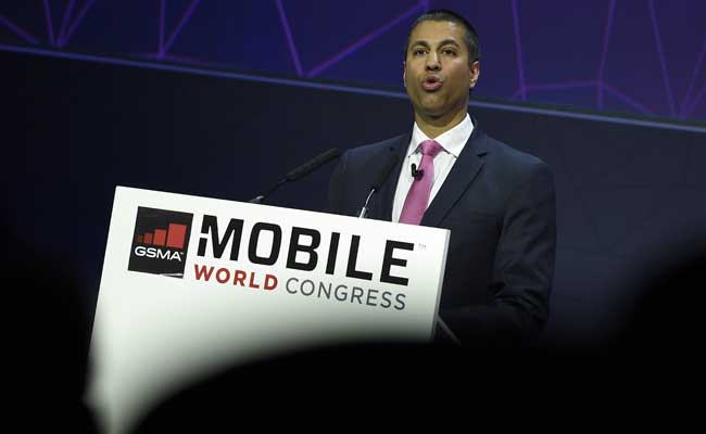 In Net Neutrality Protests, US Regulator Ajit Pai Bombarded With Pizzas