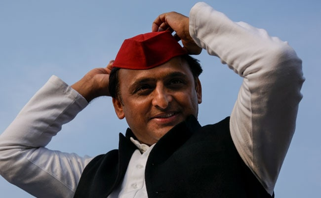Exit Polls Show BJP Ahead, Akhilesh Yadav Says Open To Mayawati Tie-Up