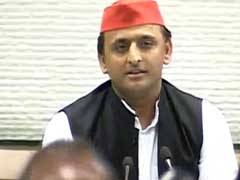 Akhilesh Yadav Accuses BJP Of 'Spreading Anarchy' In Uttar Pradesh