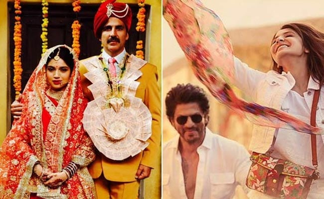 अक्षय कुमार की <i>टॉयलेट एक प्रेमकथा</i> से 11 अगस्त को टकराएगी शाहरुख खान की फिल्म