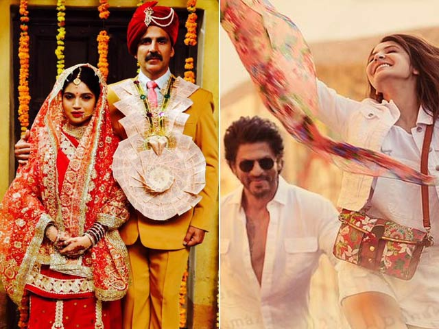 Akshay Kumar's Toilet: Ek Prem Katha To Clash With Shah Rukh Khan-Anushka Sharma's Film