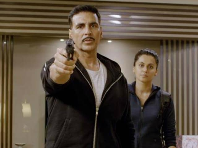 Naam Shabana: Akshay Kumar Hosts First Screening For Women Cops