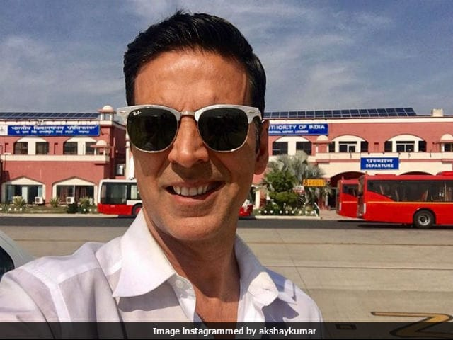 Akshay Kumar Urges Women To Act Against Molesters