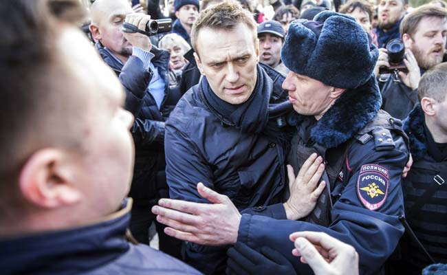 European Union Urges Russia To Release Protesters 'Without Delay'