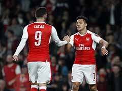 FA Cup: Arsene Wenger Off The Hook as Arsenal Crush Lincoln