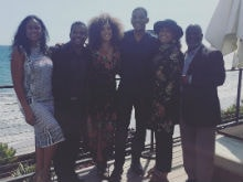Cast Of <i>Fresh Prince of Bel-Air</i> Reunites For An Iconic Photo