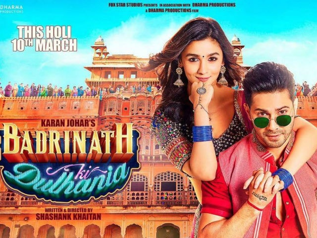 Badrinath Ki Dulhania Box Office Collection Day 5: Alia Bhatt And Varun Dhawan's Film Is 'Unstoppable'