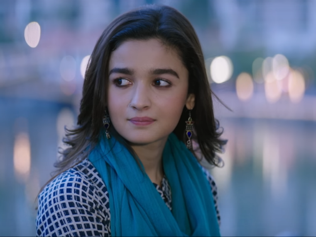 Alia Bhatt In Sangharsh Movie Video