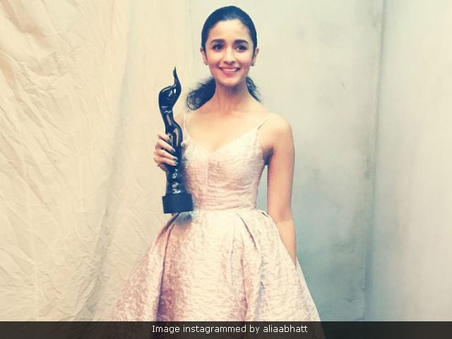 If Alia Bhatt Wins The National Award, She Will Be 'Blown Away'